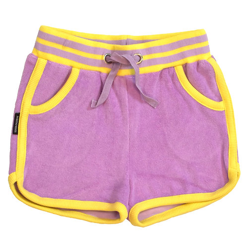 SHORT RUNNER - MOROMINI - PURPLE