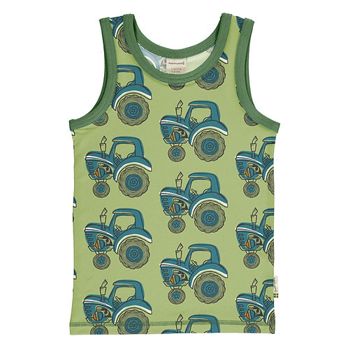 Tank Top - Maxomorra - Tractor