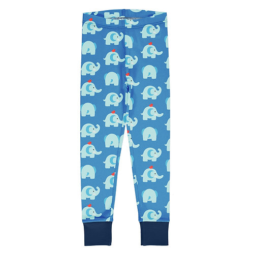 Leggins Cuff Elephants Friends