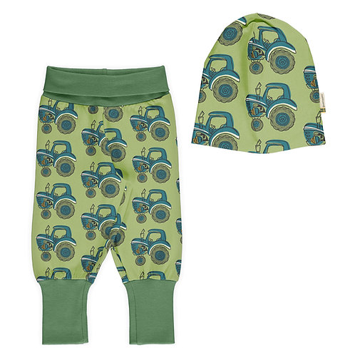 SET BEBÉ - MAXOMORRA - TRACTOR PANTS