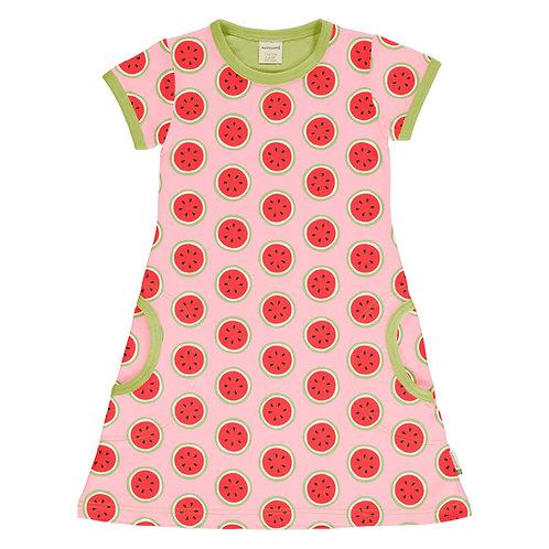 Vestido m/c - Maxomorra - Watermelon