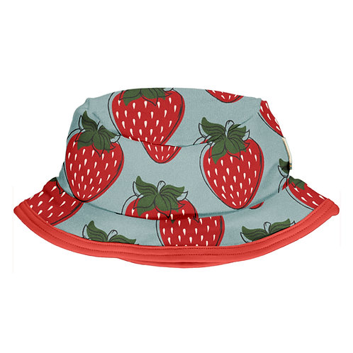 Gorro para Sol - Maxomorra - Strawberry