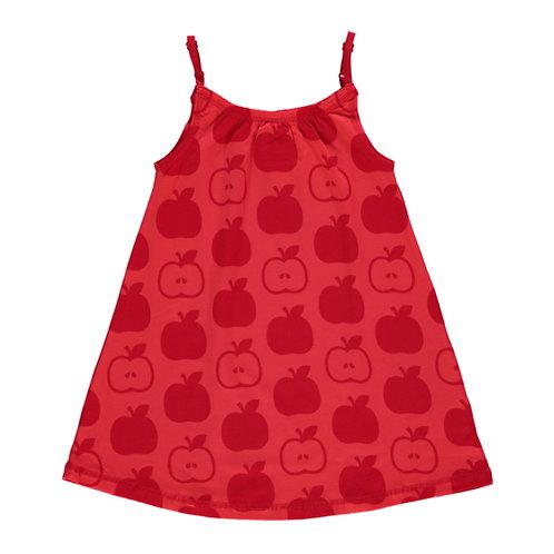 Vestido Spaguetti - Maxomorra - Apple Red