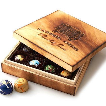 16 Piece Barrel Aged Handcrafted Bonbons