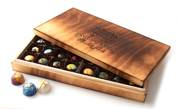 Barrel Aged Chocolate Collection