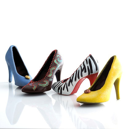 Chocolate Designer Shoe