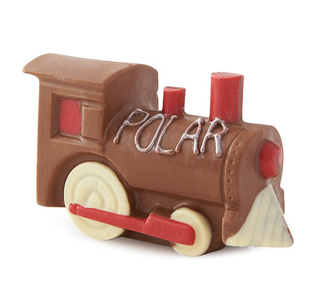 Chocolate Toy Train
