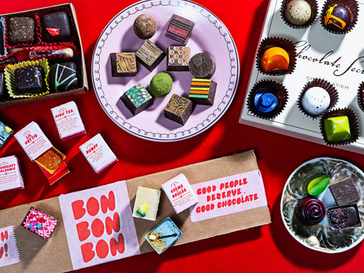 The Washington Post - For a better box of chocolates this Valentine's reach for Chocolate Secrets.