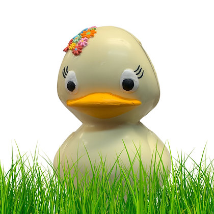 Really Large, Really Cute, Easter Duck