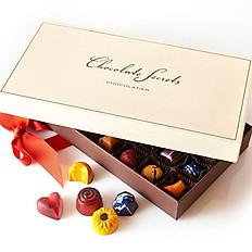32 Piece Hand Painted Bonbon Box