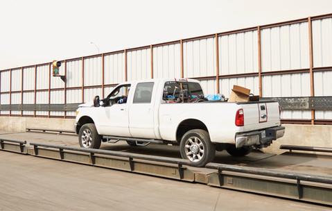 Certified Truck Scale (Installation)