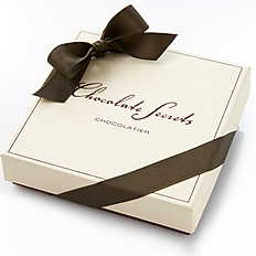 9 Piece Box of Handmade Chocolate Truffles