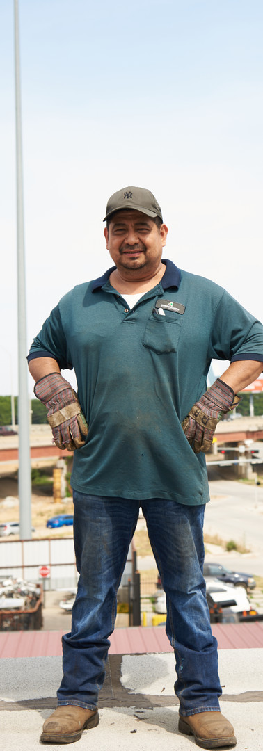 Green Earth Metal Recycling, Manager