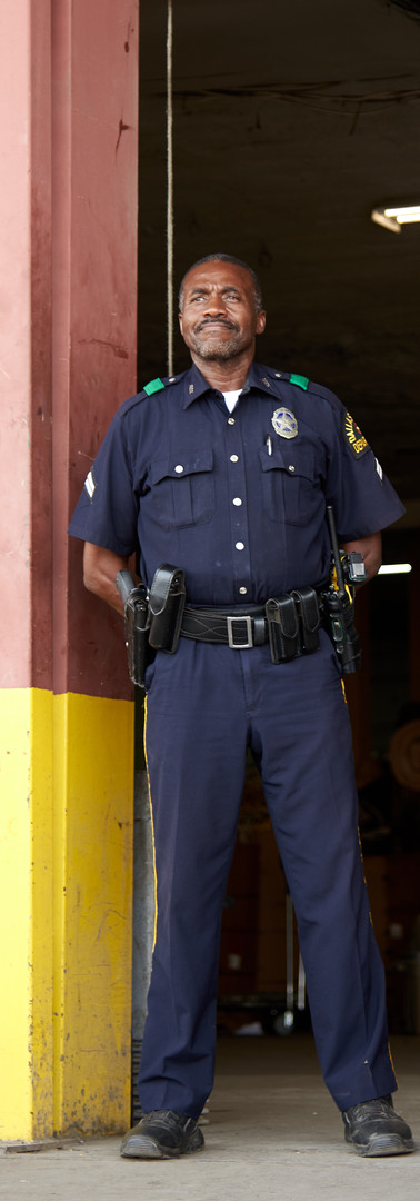 On Site Police Officer