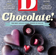 """""""The Best Locally Made Sweets in Dallas."""" D MagazineD Magazine"""