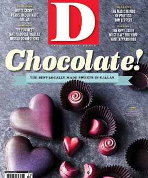 """The Best Locally Made Sweets in Dallas."" D MagazineD Magazine"