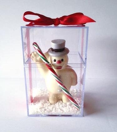 Chocolate Secrets Original Design Small Snowman