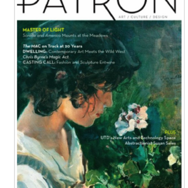 """The Sweetest Thing."" Patron Magazine"