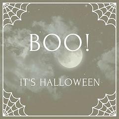 Spooky Halloween Costume Party Instagram