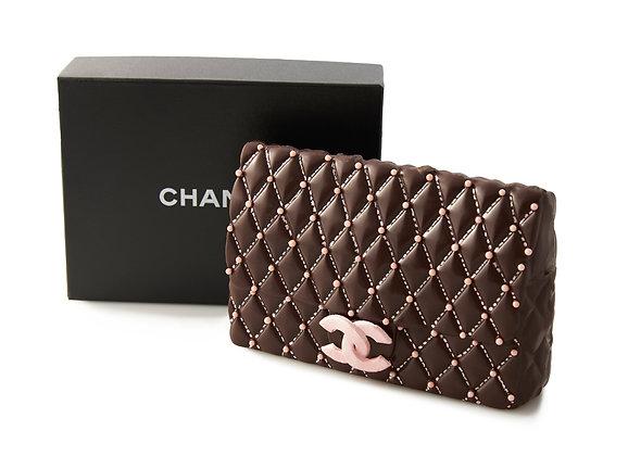 Chocolate Designer Handbag