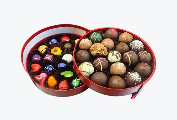 A Box of Bonbons & Truffles