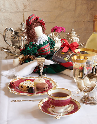 Champagne Holiday Tea - Adult