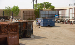 Green Earth Metal Recycling (Reinforced Concrete)