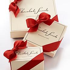 9 Piece Chocolate Bonbon Box