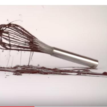 Chocolate Secrets CBS Commercial