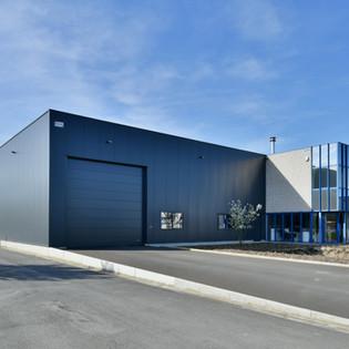 Bedrijfsgebouw VUDG