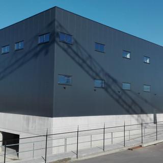 Bedrijfsgebouw  VULV