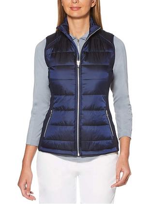Womens Swing Tech Puffer Vest