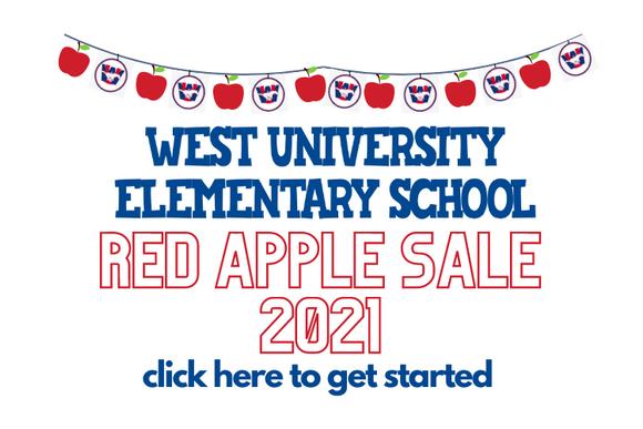 West U PTO Red Apple Sale 2021