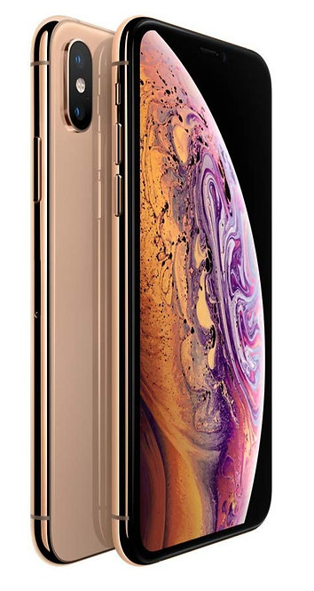 Apple iPhone Xs (64GB) - Gold