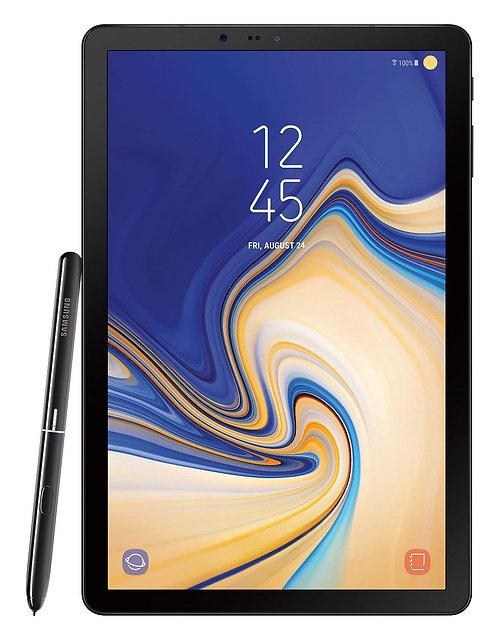 Samsung Galaxy Tab S4 SM-T835NZKAINS Tablet (10.5 inch, 64GB, Wi-Fi + 4G LTE + V