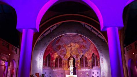 Près de chez toi ! La Nuit des églises jusqu'à dimanche. Pas de flemme !