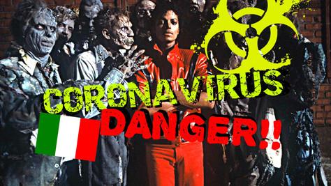 CORONAVIRUS, ITALIE: LE DANGER APPROCHE ! (vidéo)