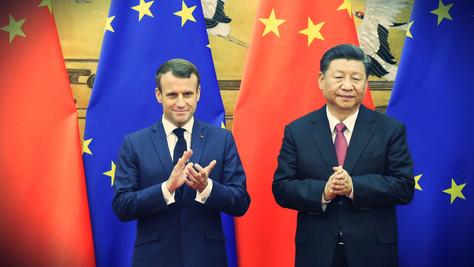 La Chine rachète la France, deux exemples parmi tant d'autres.