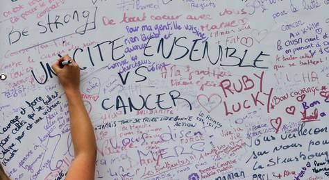 Le Cancer gangrène le monde