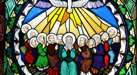 Bonne fête de la Pentecôte ! D'ailleurs c'est quoi ? Explications. (article, vidéo)