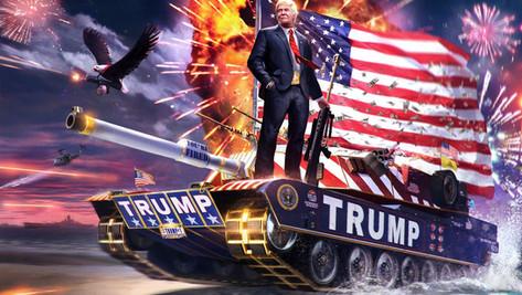 Trump s'apprête à frapper l'armée syrienne de Bachar El Assad !