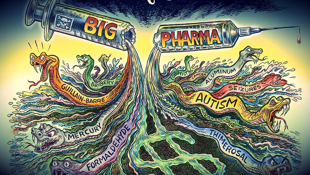 Big Pharma et le business de la santé