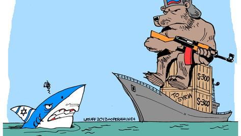 Israël de plus en plus menacé