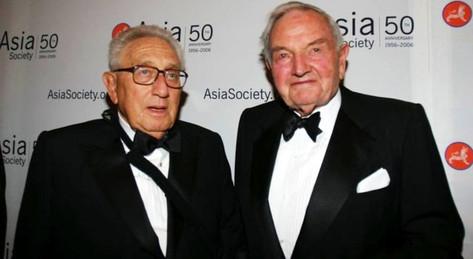 Kissinger et le nouvel ordre mondial de l'après COVID