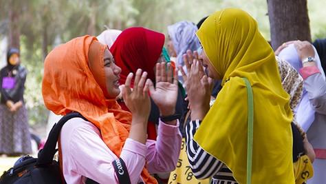Conversion à grande ampleur de musulmans à Jésus Christ