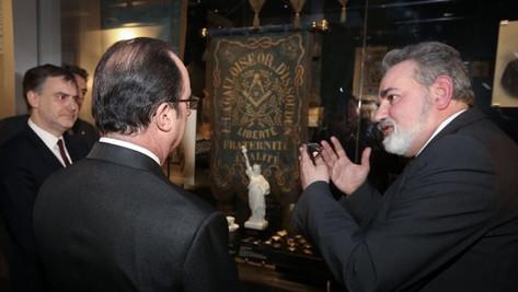 François chez les Françs-Maçons