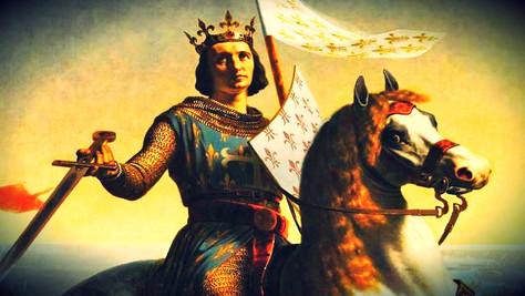 VIDEO - Saint Louis: la vie de ce grand Roi de France chrétien.