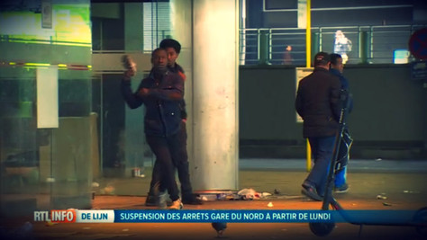 Bruxelles: des migrants attaquent des journalistes