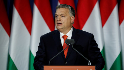 VIDÉO - La chrétienté: dernier espoir de l'Europe selon le premier ministre hongrois.