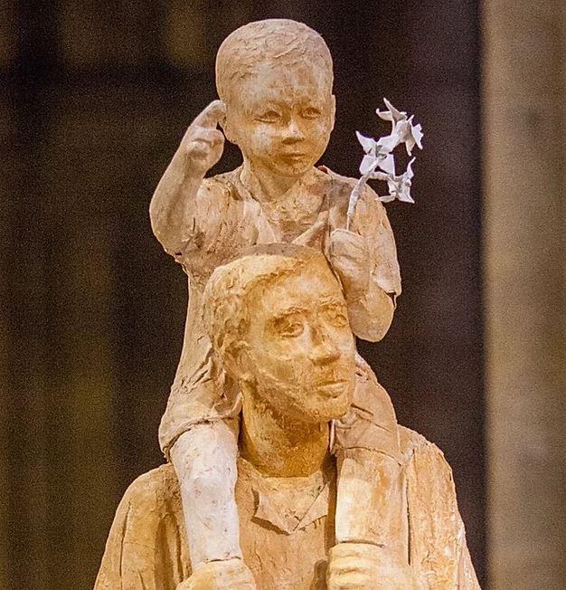 Saint Joseph de la marche, protecteur des foyers